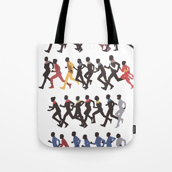 Away Mission Tote Bag