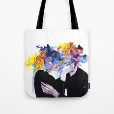 intimacy on display Tote Bag