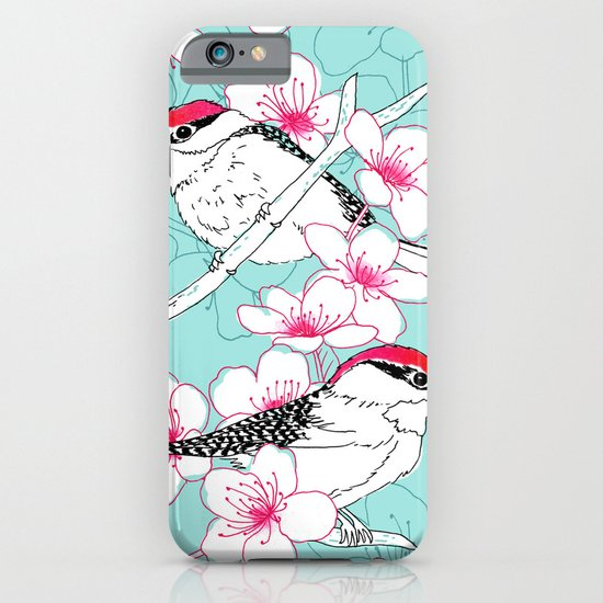 Uni-Chicka-Pecker iPhone & iPod Case