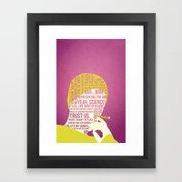 Breaking Bad - Pinkman Framed Art Print