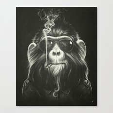Smoke 'Em If You Got 'Em Canvas Print