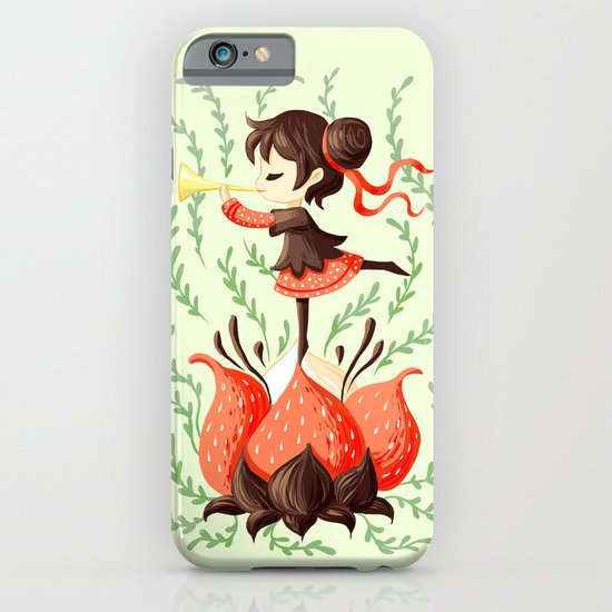 Spring Melody iPhone & iPod Case