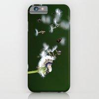 Gravity Moon Dandelion iPhone 6 Slim Case
