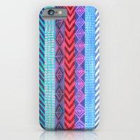 PATTERN {Peru Stripe} iPhone 6 Slim Case