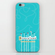 Park Entrance | Disney inspired iPhone & iPod Skin