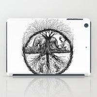 WILD PEACE iPad Case