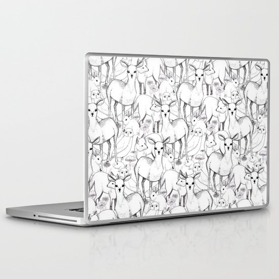 Woodland Laptop & iPad Skin