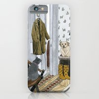 iPhone & iPod Case featuring House Pets by Yuliya
