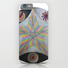 Galactic Pentagram (ANALOG zine) iPhone 6s Slim Case