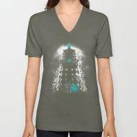Shadow Of The Dalek Unisex V-Neck