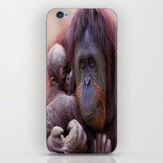 Monkey Love iPhone & iPod Skin