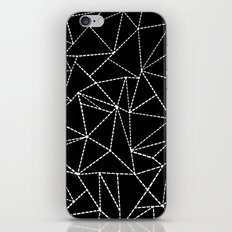 Ab Dotted Lines   iPhone & iPod Skin