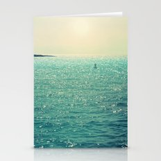 Sea is Always in your Mind Stationery Cards