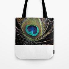 Peacock clothes Tote Bag