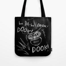 Babadook Tote Bag