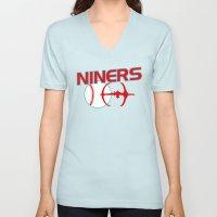 Niners Unisex V-Neck
