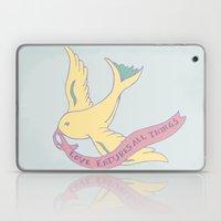 Love Banner Laptop & iPad Skin