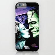 Bride Of Frankenstein Mo… iPhone 6 Slim Case