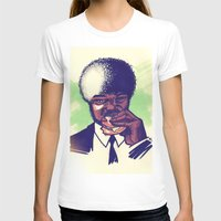 pulp fiction T-shirts featuring Pulp Fiction by ARTBYSKINGS