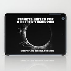 Power to the Planets iPad Case