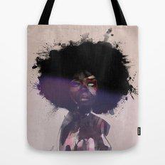 Afro Funk Tote Bag