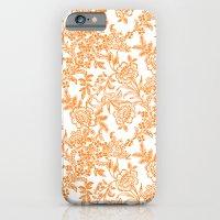 iPhone & iPod Case featuring Morning Tea Reversed by Vikki Salmela
