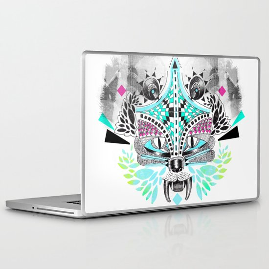 Undefined creature Laptop & iPad Skin