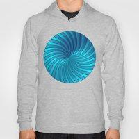 Blue Spiral Vortex G213 Hoody