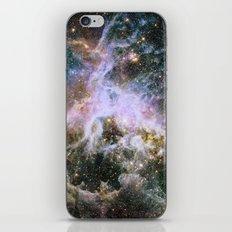 Cosmic Tarantula Nebula (infrared view) iPhone & iPod Skin