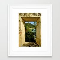 MRP Framed Art Print