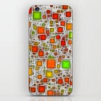 Ceramics Citrus iPhone & iPod Skin