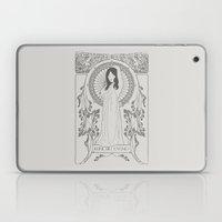 Reine Des Cygnes (Grey) Laptop & iPad Skin