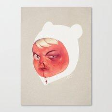 Occupational Hazard Canvas Print
