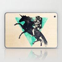 Ride the universe Laptop & iPad Skin