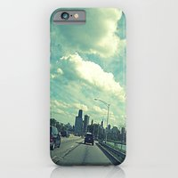 iPhone & iPod Case featuring Chicago ~ Lake Shore Drive ~ Skyline by helene smith photography