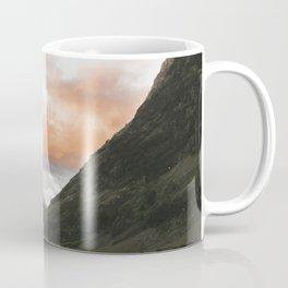 Mug - Time Is Precious - Landscape Photography - regnumsaturni