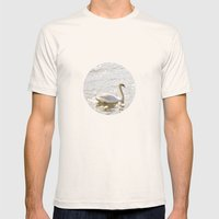 Sweet Life Mens Fitted Tee Natural SMALL
