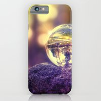 COLLECTION »CRYSTAL BALL« | Last Light iPhone 6 Slim Case