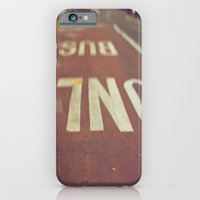 iPhone & iPod Case featuring Urbanscape by Joëlle Tahindro