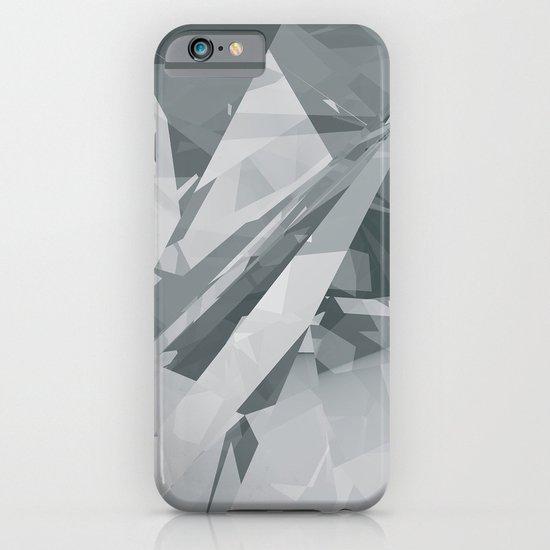 Ice cracks #2 iPhone & iPod Case