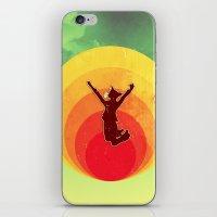 The Jumpurrr iPhone & iPod Skin