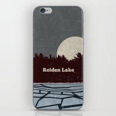 Reiden Lake (Fringe) iPhone & iPod Skin
