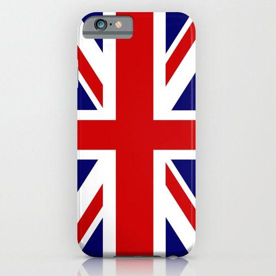 British Union Flag iPhone & iPod Case
