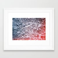 Six Framed Art Print