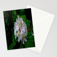 Rhododendron Bloom at Falling Water Stationery Cards