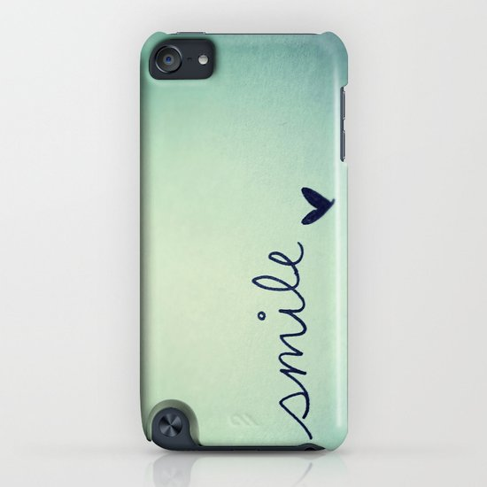 s  m  i  l  e  iPhone & iPod Case