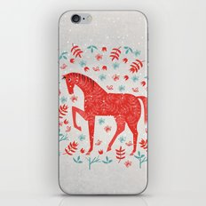 The Red Horse iPhone & iPod Skin
