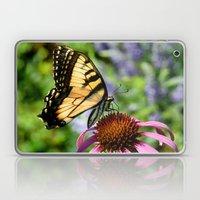 Tiger Swallowtail Butterfly  Laptop & iPad Skin