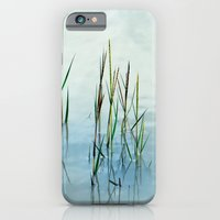 Water grass iPhone 6 Slim Case