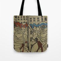 The Ojeros Infected The … Tote Bag